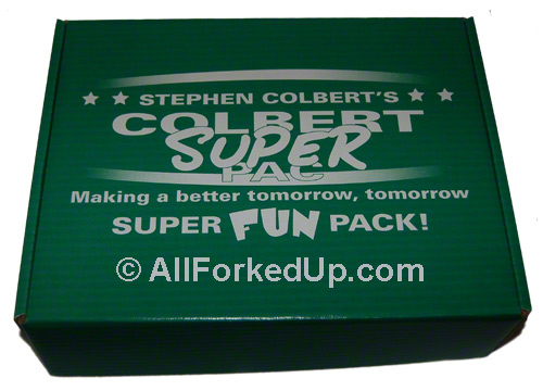 Colbert Super Pac Super Fun Pack